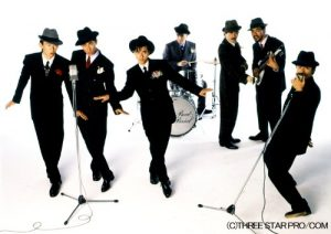 CUTE BEAT CLUB BAND 1985/1987 NOT CHECKERS