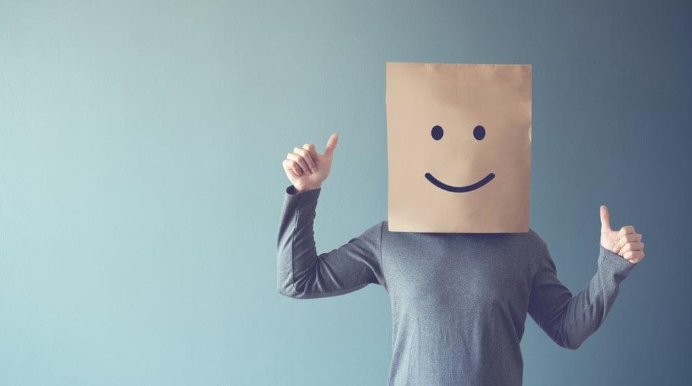 ポジティブ思考が生み出す鬱状態
